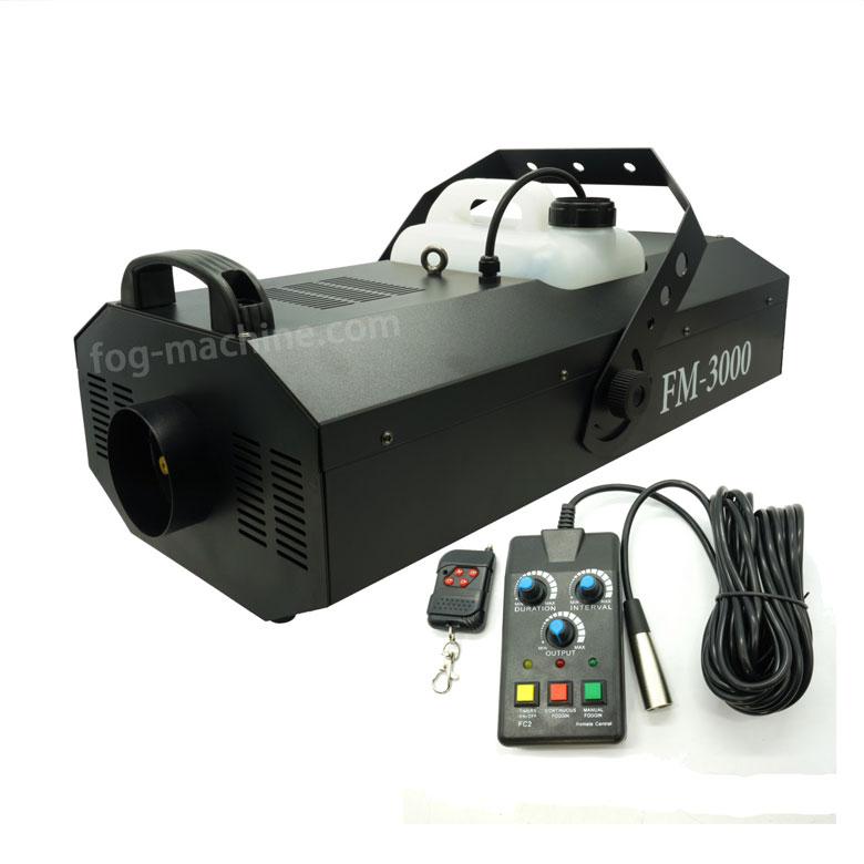 F3000 3000W DMX烟机 定时定量烟机