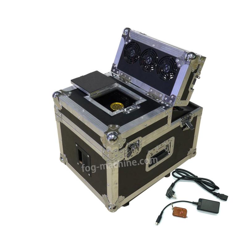 H600 600W双雾机 静音双雾机